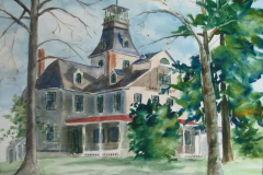 Painted-Mansion-Julie-Smith