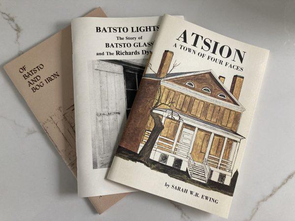 Three Booklets set (paperback)