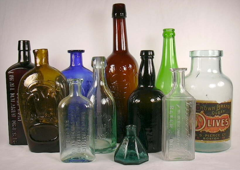 Fall Antique, Glass & Bottle Show